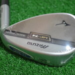 NEW MIZUNO MP T4 WHITE WEDGE 56.13 SW SPINNER WEDGES