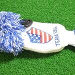TEAM USA BLUE GOLF HEADCOVER FAIRWAY WOOD