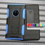 เคสมือถือ Microsoft Lumia 830 เคสเหน็บเอวรุ่นกันกระแทก แบบที่1