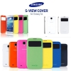 Samsung Genuine : S-View Flip Case Cover For Samsung Galaxy S4, S IV, i9500