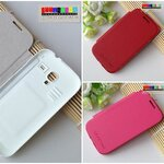 (005-028)เคสมือถือ Samsung Galaxy Ace 2 i8160 เคสฝาพับ Flip Cover หนัง PU