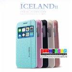 (152-1064)เคสมือถือไอโฟน case iphone 6 ฝาพับเปิดข้าง KALAIDENG ICELAND