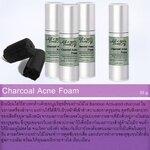 Charcoal Acne Foam
