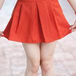 สีส้ม size S