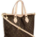 LouisVuittonLouis Vuitton รุ่น Monogram Canvas Palermo