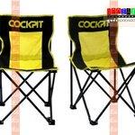 (301-005)เก้าอี้พกพาแบบพับ COCKPIT