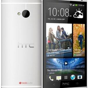 HTC M7 - Silver