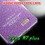 (402-007)เคสมือถือ Case OPPO R7 Plus เคสนิ่มใสพื้นหลัง Glitter เพชรสวยๆ thumbnail 7