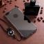(025-983)เคสมือถือไอโฟน Case iPhone7/iPhone8 เคสนิ่มพื้นหลังแววกึ่งกระจกเรียบหรู พร้อมสายคล้องคอถอดแยกสายได้ thumbnail 4