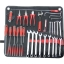 เครื่องมือช่าง บำรุงรักษา Pro-Torq 45 ชิ้น ยี่ห้อ KENNEDY ประเทศอังกฤษ Pro-Torq Maintenance Tool Roll Kit – 45 Piece thumbnail 2