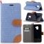 (436-386)เคสมือถือซัมซุง Case Samsung S9+ เคสนิ่มฝาพับเปิดข้างสไตล์ยีนส์ thumbnail 3