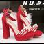 รองเท้าส้นสูง ไซต์ 34-39 สีดำ/แดง/น้ำตาล/ชมพู thumbnail 10