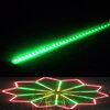 ไฟงานวัดสีเขียว (ไฟนิ่งไม่กระพริบ)