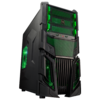 Case Tsunami Ghost Black Green