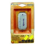 HUB USB 4 PORT (228) Three Boy