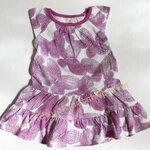 Old Navy Butterfly Dress (Purple) Size 6-12M, 12-18M, 18-24M, 2T, 3T, 5T