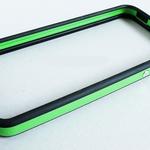 Bumper case i5 สีเขียว ดำ
