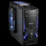 Case Tsunami Hunter X No Power[Black Blue]