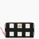 [ขายแล้ว]  KATE SPADE: checker place lacey