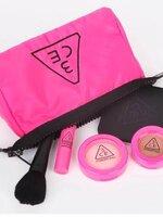 พร้อมส่ง ::MO252:: กระเป๋าใบเล็กสำหรับใส่เครื่องสำอางค์หรือของใช้ชิ้นเล็ก พกพาสะดวกค่ะ