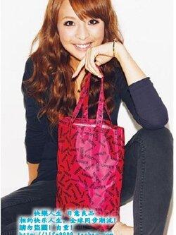 ✿ Kitson japan ✿ กระเป๋าพับได้  ปากกระเป๋า 11นิ้ว  สูง 13นิ้ว  ก้นกระเป๋ากว้าง 3.5นิ้ว