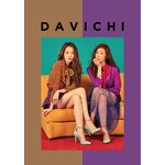 [Pre] Davichi : 4th Mini Album - 50 X HALF +Poster