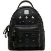 [Pre] MCM 2012 AW Mini Stark Backpack Visetos (BK)