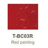 Red painting BC03R
