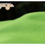 ผ้าแคนวาสสีเขียวอ่อน (ขนาด 50x70 ซม.)