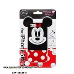 2014 Newest Cute Cartoon Minnie Mouse case For iphone 5 5S