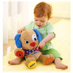 เจ้าตูบ tummy ตุ๊กตาเจ้าตูบ Tummy Laugh & Learn Learning Puppy