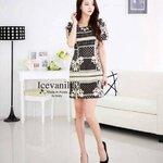 New arrival 2014 winter Diva Luxury Dress style korea