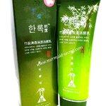 ครีมล้างหน้าสูตรเกลือแร่ไผ่ (Bamboo Cream Cleanser)