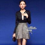 Lady Lauren, Glamour Black Mini dress