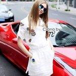 Mini Dress สีขาว