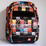 QUIKSIVER B05 (NOTEBOOK+SKATEBOARD BACKPACK)