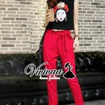 """I-Vivaa recommend """"Chinese Princess ladiset set"""" Red"""
