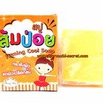 สบู่ส้มป่อย กระชับสัดส่วน Firming Cool Soap