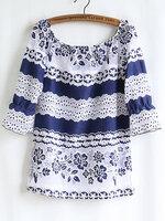 เสื้อแฟชั่น งานคัตติ้งเกาหลี  [ขายส่ง  320.-]