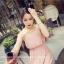 ชุดเดรสยาว แฟชั่นเกาหลี maxi dress thumbnail 15