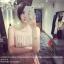 ชุดเดรสยาว แฟชั่นเกาหลี maxi dress thumbnail 5