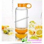 ขวดคั้นน้ำผลไม้ CITRUS ZINGER (สีส้ม)